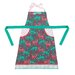 Peking Handicraft Reindeer Apron