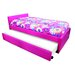 <strong>BOGA Furniture</strong> Alex Twin Trundle Bed