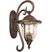 <strong>Santa Barbara 3 Light Outdoor Wall Lantern</strong> by Kalco