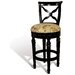 "Legion Furniture Windsor 29"" Swivel Bar Stool with Cushion"