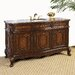 "Legion Furniture 60"" Hatherleigh Sink Chest Vanity Set"
