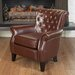 Franklin Leather Chair