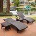 Home Loft Concept Haage Outdoor Adjustable Lounge