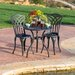 Ebbink 3 Piece Dining Set