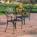 Gibraltar Cast Aluminum Outdoor Chair