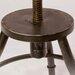 Home Loft Concept Forston Fir Top Adjustable Barstool