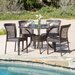 <strong>Emerson 5 Piece Dining Set</strong> by Home Loft Concept
