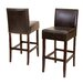"<strong>Home Loft Concept</strong> Walter 29.5"" Bar Stool (Set of 2)"