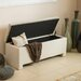 Home Loft Concept Weyden Storage Bench