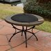 <strong>Fernando Round Fire Pit</strong> by Home Loft Concept
