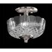 <strong>Richmond 2 Light Semi Flush Mount</strong> by Crystorama