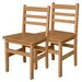 """Wood Designs 18"""" Wood Classroom Glides Chair"""