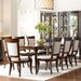 <strong>Modern Heritage 9 Piece Dining Set</strong> by HGTV Home