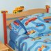 Boys Like Trucks Twin Panel Headboard