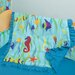 <strong>Room Magic</strong> Tropical Seas 4 Piece Crib Bedding Set