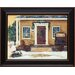 <strong>New England Winter Day Framed Painting Print</strong> by Artistic Reflections