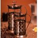 <strong>Ovente</strong> Flower French Press Coffee Maker