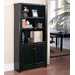 """<strong>kathy ireland Home by Martin Furniture</strong> Tribeca Loft 70"""" Library Bookcase"""