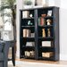 "kathy ireland Home by Martin Furniture Tribeca Loft 61"" Small Bookcase/Pier"