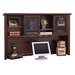 <strong>Tribeca Loft Executive Desk and Hutch</strong> by kathy ireland Home by Martin Furniture
