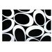 Sunpan Modern Olives Painting Print on Canvas in Black