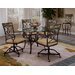 Pompei 5 Piece Dining Set