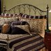 <strong>Huntley Metal Headboard</strong> by Hillsdale Furniture