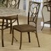 <strong>Brookside Oval Back Side Chair (Set of 2)</strong> by Hillsdale Furniture