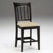 """<strong>Bayberry 24.75"""" Bar Stool with Cushion (Set of 2)</strong> by Hillsdale Furniture"""