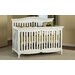 Mantova 4-in-1 Forever Convertible Crib in White