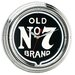 "<strong>12"" Old No. 7 Neon Wall Clock</strong> by Jack Daniel's Lifestyle Products"
