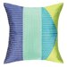 <strong>Tiburon Embroidered Pillow</strong> by Trina Turk Residential