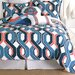 Coastline Ikat Duvet Cover Collection by Trina Turk Residential