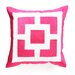 Trina Turk Residential Palm Springs Blocks Pillow