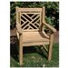 <strong>Chippendale Arm Chair</strong> by Regal Teak