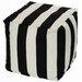 <strong>Cabana Bean Bag Cube Ottoman</strong> by OC Fun Saks