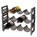 <strong>CBK</strong> 4 Bottle Tabletop Wine Rack (Set of 3)