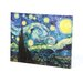 Art Wall ''Starry Night'' by Vincent Van Gogh Painting Print on Canvas