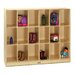 <strong>18 Cubbie Locker Storage</strong> by Jonti-Craft