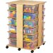 <strong>Tower 24 Compartment Cubby</strong> by Jonti-Craft