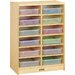 <strong>Paper-Tray 12 Compartment Cubby</strong> by Jonti-Craft