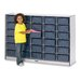 <strong>Jonti-Craft</strong> Tub Single Storage Unit 30 Compartment Cubby
