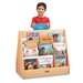 "<strong>31"" Pick-a-Book Stand with 1 Sided Flush Back</strong> by Jonti-Craft"