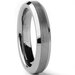 Genuine Tungsten Carbide Wedding and Anniversary Band