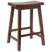 """Kelsey 24"""" Counter Stool by Winsome"""