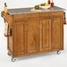 Home Styles Create-a-Cart Kitchen Cart with Granite Top