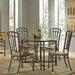 <strong>Oak Hill 5 Piece Dining Set</strong> by Home Styles