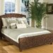 <strong>Cabana Banana Queen Panel Bed</strong> by Home Styles
