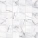 <strong>Carrara Extra High Definition Porcelain Matte Tile in White</strong> by Faber