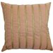 <strong>The Pillow Collection</strong> Darja Stripes Silk / Polyester Pillow